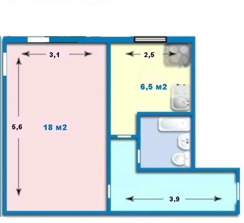 Хрущевка планировка 1 комнатная коллекция изображений.